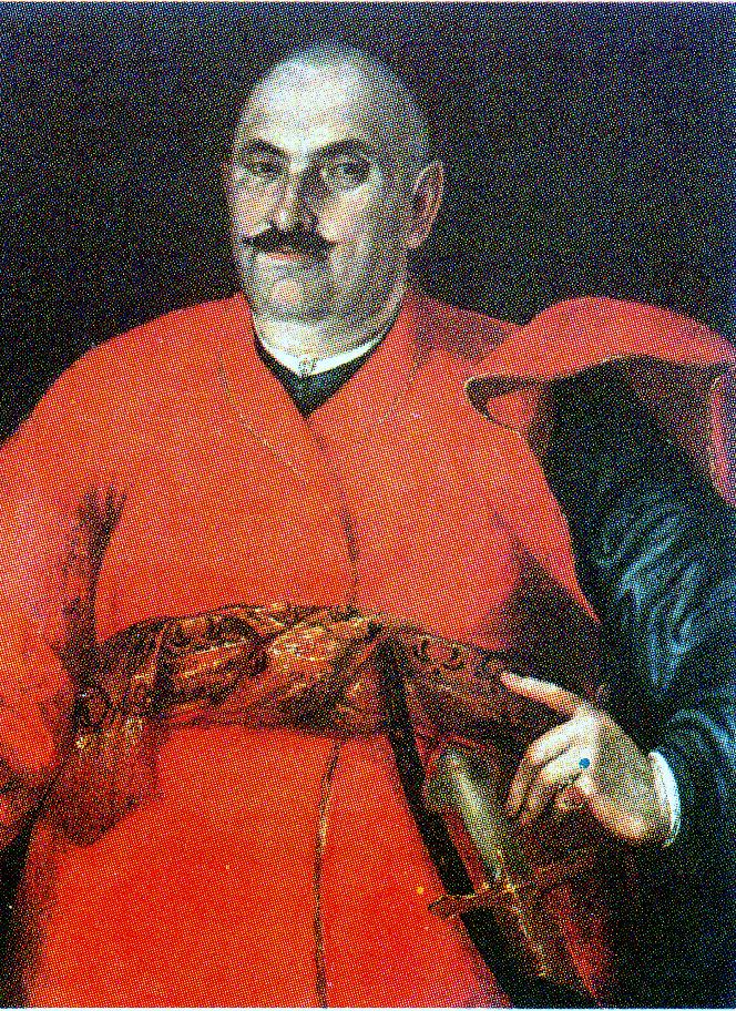 Franciszek Pstrokonski * 1740