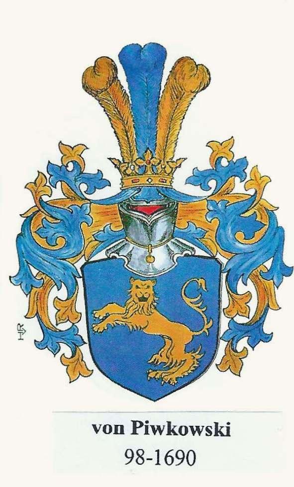 Wappen Kosemczyk-Wappenbuch-kleeblatt